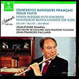 French Baroque Flute Concerti