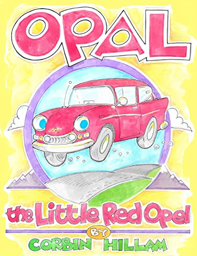 Opal the Little Red Opel  A Story of Restoration