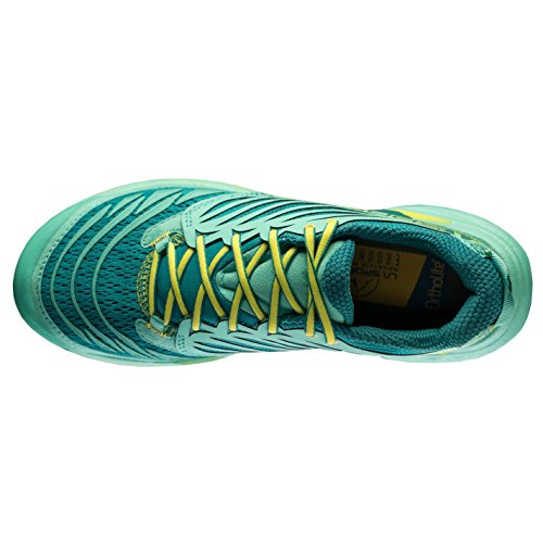 SHOES AKASHA WOMAN MOUNTAIN RUNNING EMERALD MINT 26 Z Verde