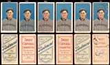 1909 t206 tobacco (baseball) Card# 391 lee quillen (quilin) of the Minneapolis Fair Condition