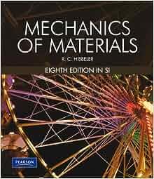 Mechanics of materials hibbeler 8th edition