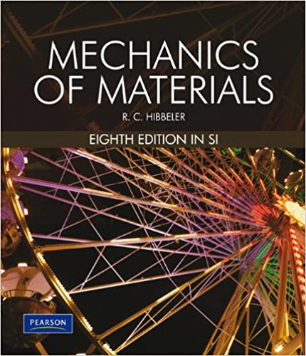 8th Edition Mechanics of Materials