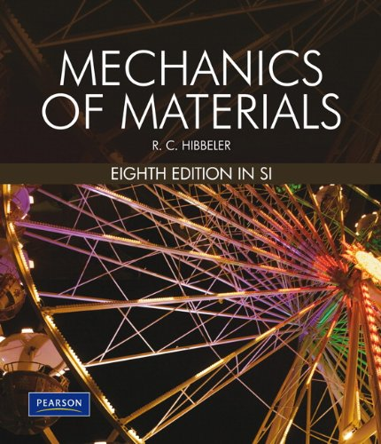 Mechanics Of Materials SI 8/E (8th Edition)