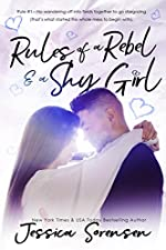 Rules of a Rebel and a Shy Girl  (Rebels & Misfits  Book 2)