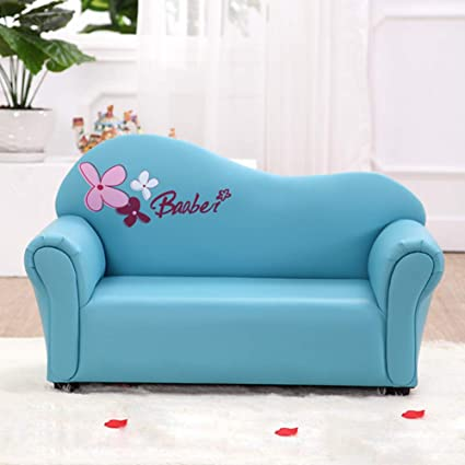 Amazon Com Kids Sofa Upholstered Chair Seat Kids Recliner