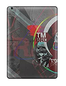 Fashionable Style Case Cover Skin For Ipad Air- Tom Brady