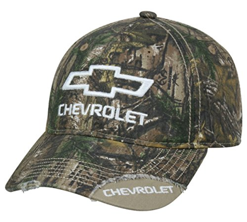 (Chevy Realtree Xtra Fryed Hunting Hat / Cap )