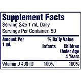 Enfamil D-Vi-Sol Vitamin D Supplement Drops 50
