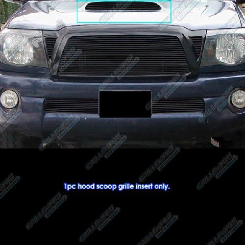 APS T66501H Black Powder Coated Grille Bolt Over for select Toyota Tacoma Models