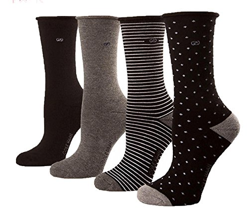 cole-haan-womens-4-pack-cushion-sole-roll-top-crew