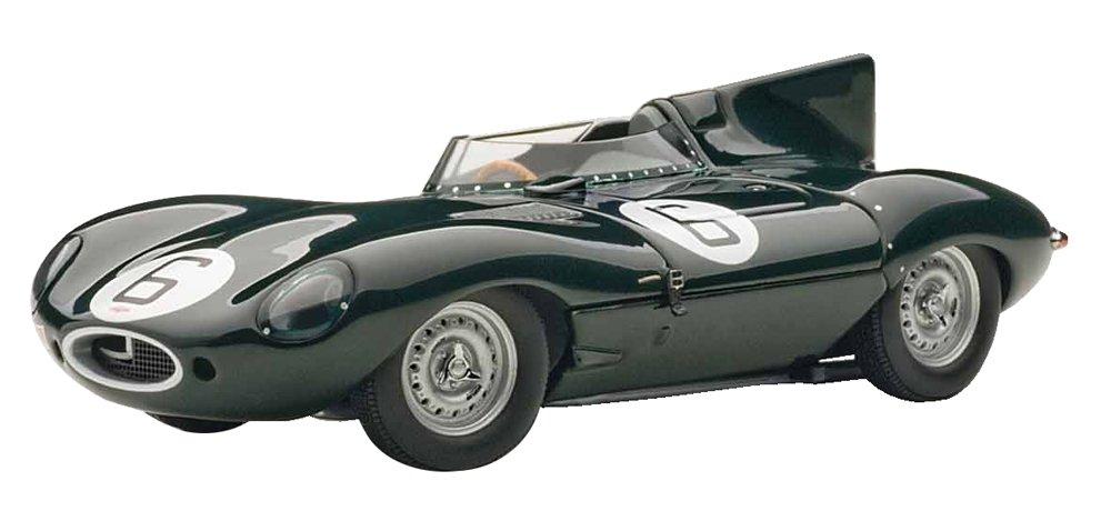超美品の AUTOart 1/43 ジャガー Dタイプ '55 ジャガー ルマン24時間 '55 AUTOart #6 優勝車 (ホーソン/ビューブ) 完成品 B00EAL3RGO, ウォールステッカーCreative Style:be5325e2 --- test.ips.pl