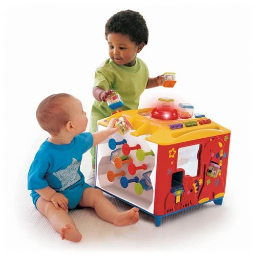 fisher price baby activity center - 8