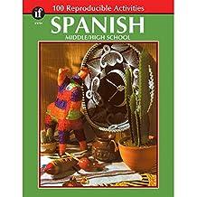 Spanish, Grades 6 - 12 (The 100+ Series™)