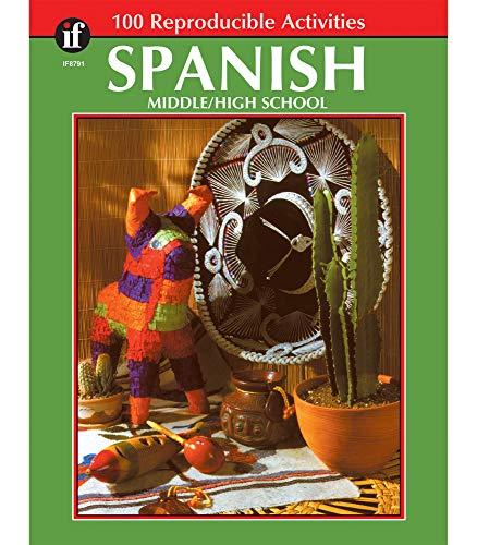 Spanish, Grades 6 - 12 (The 100+ SeriesTM)