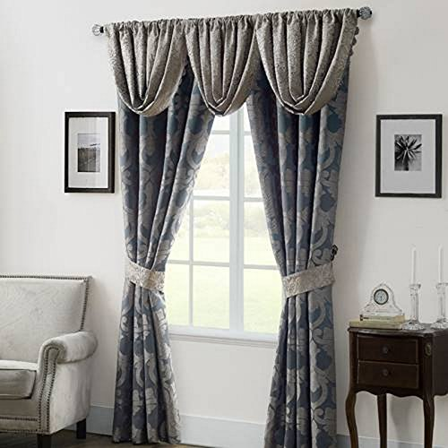 Waterford Chateau Cascade Valance