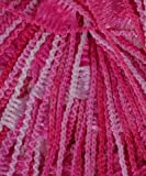 Knitting Fever Dazzle #115 Pinks