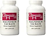 Cardiovascular Research Magnesium Taurate 125 Mg 180 2 Pack Review