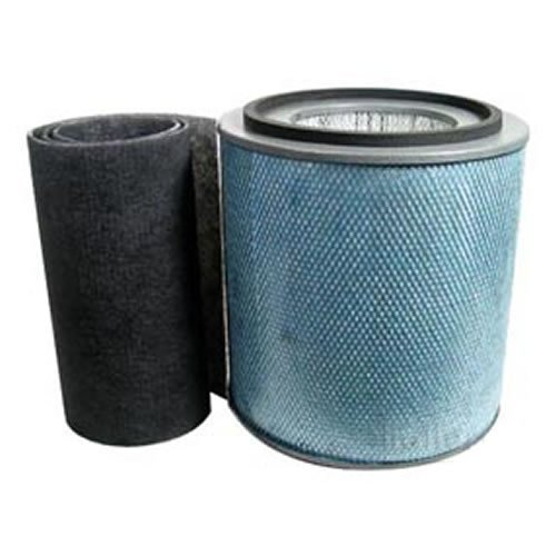 (Austin Air FR205A Allergy Machine Junior Replacement Filter, Black)
