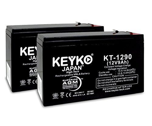 12v 9ah battery - 8