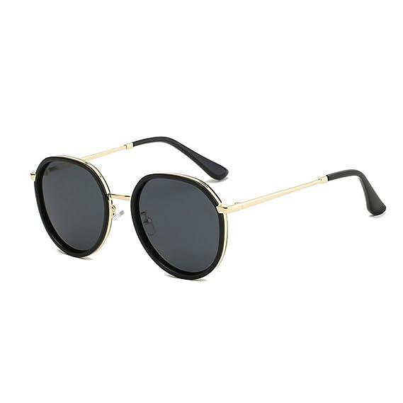 d27a621f23481 Oeil de chat lunettes de soleil femmes anti-UV lunettes de soleil à la mode  rétro ronde ...