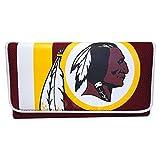 NFL Washington Redskins Wallet Mesh Organizer Women's Clutch Wallet