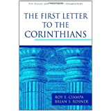 The First Letter to the Corinthians (The Pillar New Testament Commentary (PNTC))