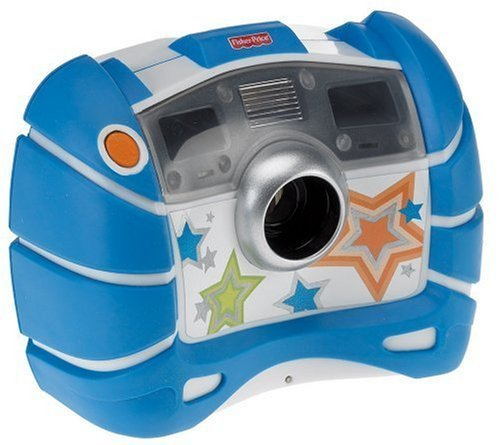 Fisher Price Kid-Tough Digital Camera - Blue ()