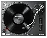 Numark TT250USB | Professional Direct Drive Turntable with Magnetic Cartridge, Aluminum Platter and S-shaped Tonearm