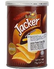 رقائق بطاطس بالباربكيو من جاكير - 75 جرام