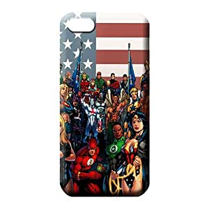 iphone 4 4s case PC Durable phone Cases mobile phone case justice league