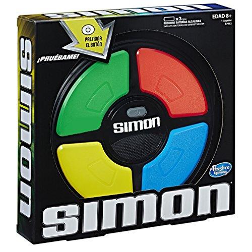 Hasbro Gaming Simon Classic,, 27 x 27 cm (B7962EU4)