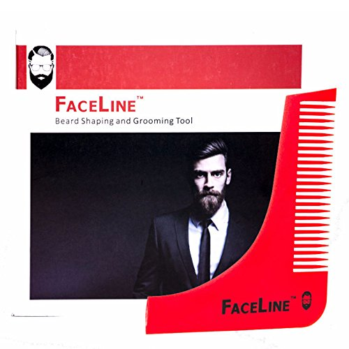 FaceLine Best Beard Shaping Template Com - Untangling Balm Shopping Results