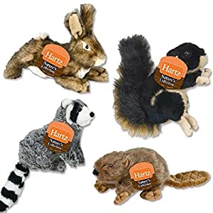 Hartz Nature's Collection Small Plush Dog Toy EACH (Toy