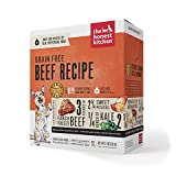 The Honest Kitchen Human Grade Dehydrated Grain Free Beef Dog Food 2 lb - Love