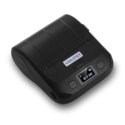 Festnight GOOJPRT LM301 Impresora multifunción térmica para ...