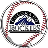 Colorado Rockies Felt Die Cut Pennant