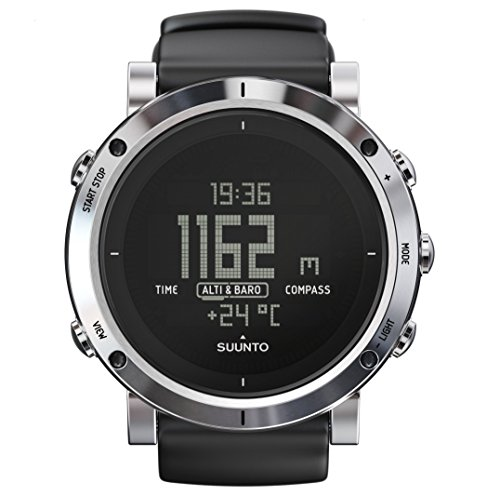 SUUNTO CORE BRUSHED, Acero