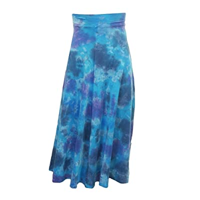 Hard Tail Forever 4 Panel Midi Skirt Style SILK-13 at Women's Clothing store
