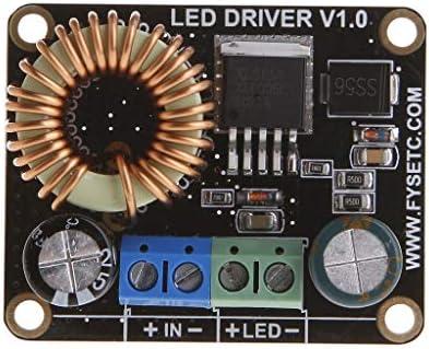 Controlador LED Boost de 30 W para impresora 3D.: LGGYU: Amazon.es ...