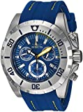 Invicta Men's 'Pro Diver' Quartz Stainless Steel and Polyurethane Casual Watch, Color