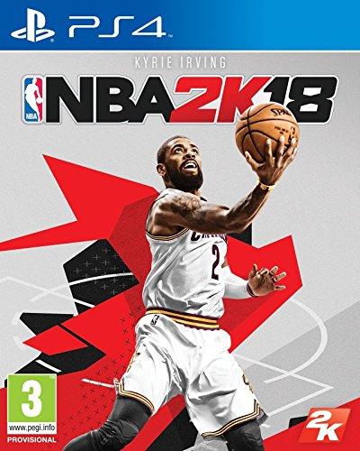 NBA 2K18 (PS4) REGIÓN DE IMPORTACIÓN BRITÁNICA GRATIS