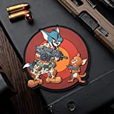 Tactical Tom and Jerry PVC Rubber Morale