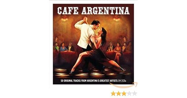 Cafe Argentina: Various Artists: Amazon.es: Música
