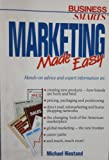 Marketing Made Easy, Michael Hiestand, 0895867656
