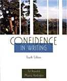 img - for Confidence in Writing by Ed Reynolds (2001-08-27) book / textbook / text book