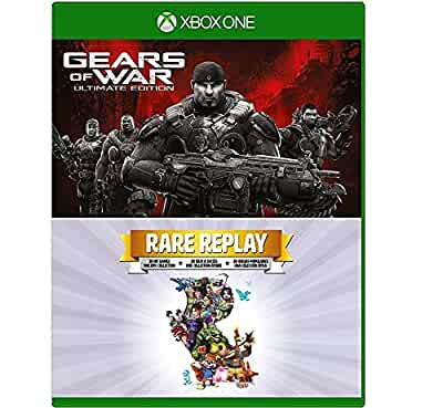 Amazon.com: Gears of War - Ultimate Edition and Rare Replay ...
