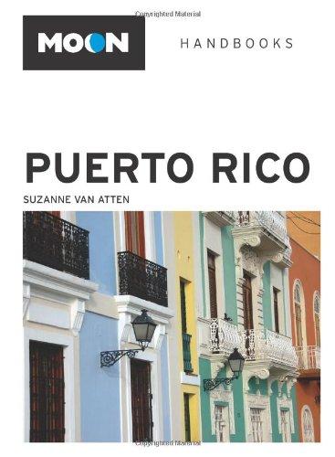 Moon Puerto Rico (Moon Handbooks)