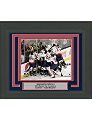 Framed Washington Capitals Team 2018 Stanley Cup Champions 8x10 Hockey Photo Professionally Matted #2