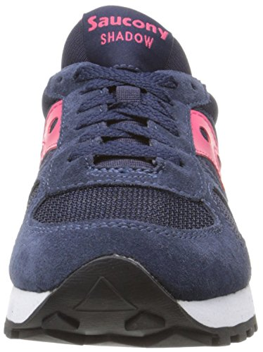 Originali Di Saucony Womens Shadow Original Sneaker Navy / Pink