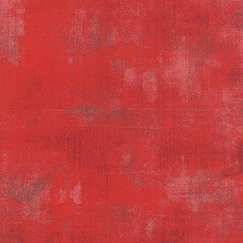 Moda Basic Grey Grunge Cotton Quilt Fabric Cherry Style 30150/265